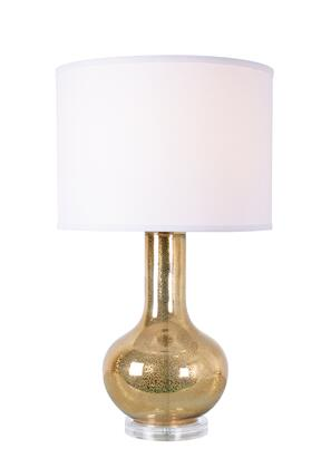 Golden Sea 32815GLD Table Lamp with 3-Way Socket Switch  15
