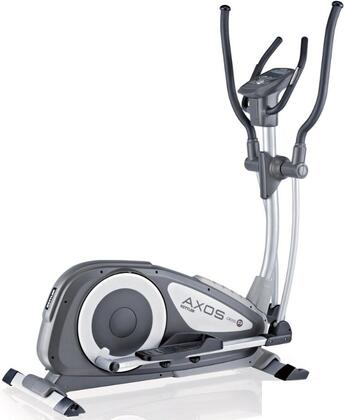 7648-800 Cross P Elliptical Cross Trainer with 12 Training Programs  16 Stages of Resistance  Intergrated POLAR Receiver  Hand Sensors and LCD