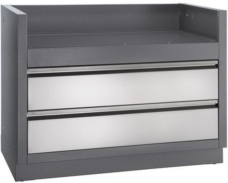 IM-UGC730-CN Oasis Modular Island Under Grill Cabinet for Built-In Grill LEX 730  in