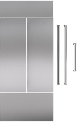 Refrigerator Door Panel with Professional Handle for BI-36UFD and BI-36UFDID Models
