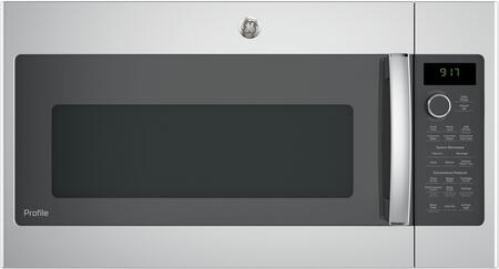GE PVM9179SKSS 30 Inch Stainless Steel Over the Range 1.7 cu. ft. Capacity Microwave Oven