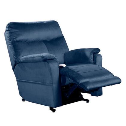 Cloud NM1750-ONV-A11 38 inch  Power Recliner Lift Chair with 3-Position Mechanism  Chaise Pad and Sinuous Spring with Pocket Coil Seat in