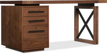 Elon Collection 1650-10164-246-104 Three-Piece Desk Set with 64