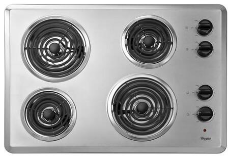 Click here for WCC31430AR 30 Coil Electric Cooktop With 4 Coil He... prices