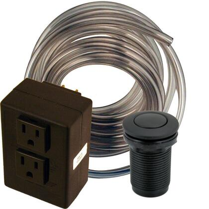ASB-2-12 Food Waste Disposal Dual Outlet Air Switch and