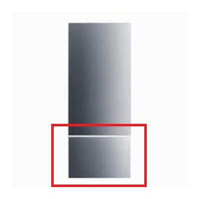 KFP3623 MasterCool Series Stainless Steel Bottom Panel for 36