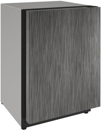 U-Line U2224WCINT60A 24 Inch Built-In and Freestanding Single Zone Wine Cooler with 43 Bottle Capacity in Panel Ready