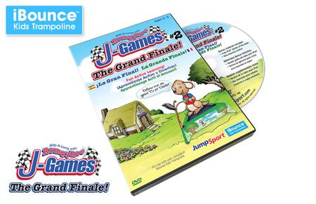 VID-S-11989-01 J-Games 2 - The Grand Finale! DVD  in Hard