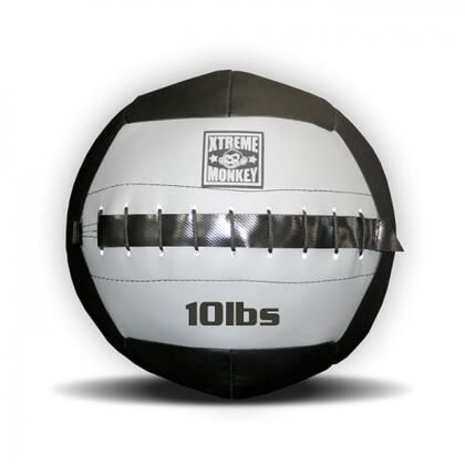 XM-100-WB10 Commercial 10 lbs. Wall Ball with 45 inch  Circumference in