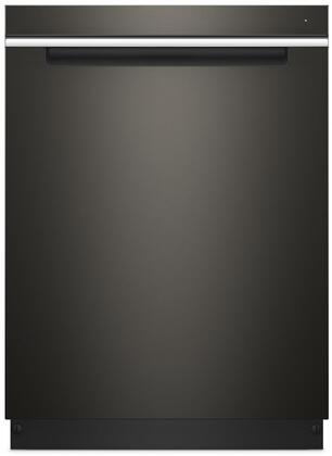 "Whirlpool 24"" Built-In Dishwasher Black stainless WDTA50SAHV"