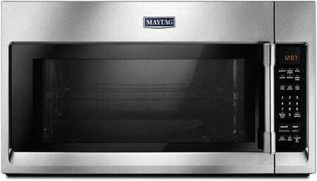 Maytag MMV4206FZ 2.0 Cu. Ft. Stainless Steel Over the Range Microwave