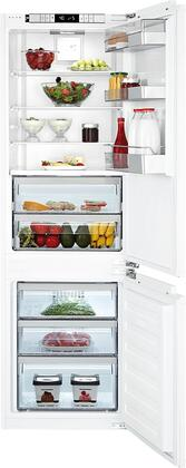 "BRFB1052FFBI 24"" Fully Integrated Refrigerator with 8.4 cu. ft. Capacity  Duocycle  Hygiene+  HygAir and Automatic Ice Maker  in Panel"