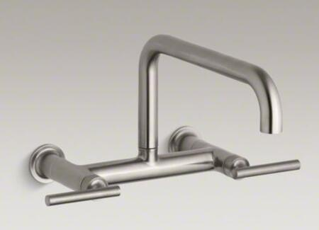 K-7549-4-VS Vibrant Stainless 1.8Gpm Faucet