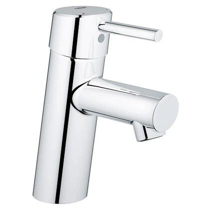 3427100A Concetto 4 inch  Centerset Bathroom Faucet S-Size in StarLight