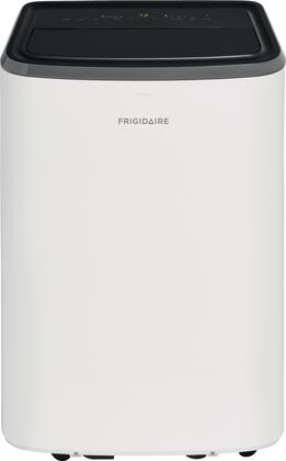 Frigidaire FFPA0822U1 Portable with Remote Control for Rooms Up to 350-Sq. Ft, White Air Conditioner 8,000 BTU