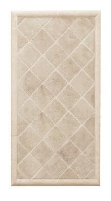 TPDK Tile Panel with 4 inch  x 4 inch  Dark Accent