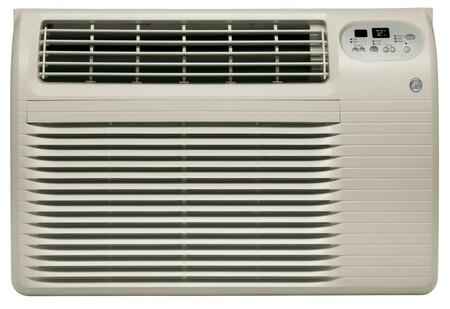 AJEQ08ACF 8 200 BTU Thru-the-Wall Air Conditioner with 3 900 BTU Electric Heat  10.0 EER  R-410A Refrigerant  1.9 Pts/Hr Dehumidification  24 Hour Timer and 370982