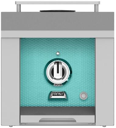 AGB121NGTQ 12 inch  Built-In Single Natural Gas Side Burner with 20 000 BTU  in Bora Bora