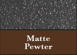 CSK-W Cast Iron Stove Shelf Kits In Matte