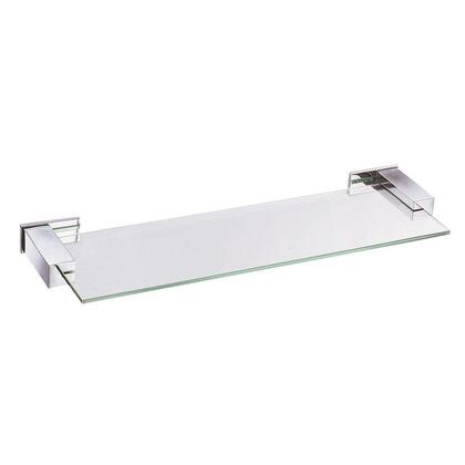 D446134 Sirius 18 in. Glass Shelf in