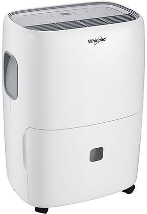 Whirlpool WHAD703PAW  Energy Star 70-Pint Dehumidifier with Built-in Pump White