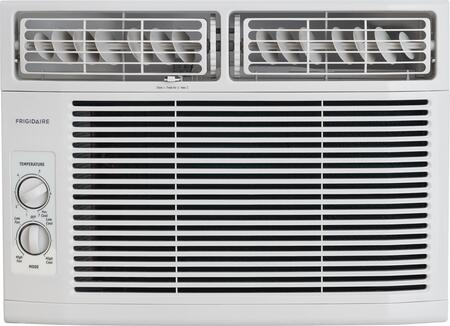 FFRA1011R1 19 Window-Mounted Room Air Conditioner with 10 000 BTUs Cooling Capacity  Multi-Speed Fan  Effortless Temperature Control  Effortless