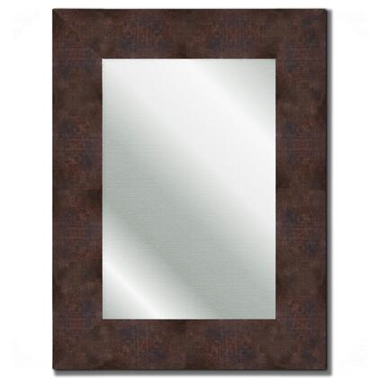 685803 Reflections 38 inch  x 48 inch  Sand Storm Copper Wall