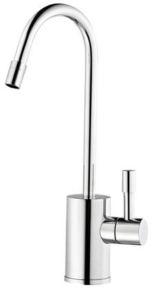 RH-F570-CH Single Lever Faucet for Hot Water Only in Chrome