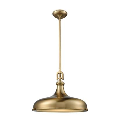 570721_Rutherford_1_Light_Pendant_in_Satin_Brass_with_Frosted_Glass