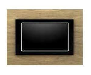 80526 Manhattan Comfort Spring TV Panel in Mocha and