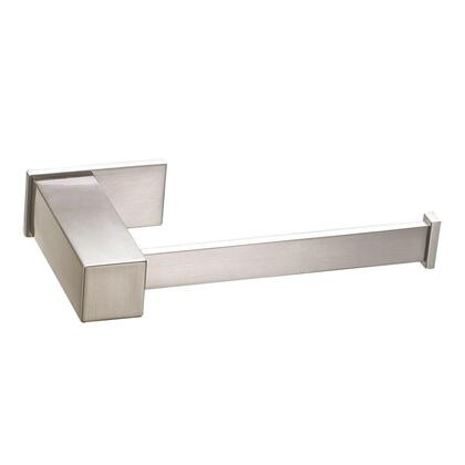 D446136BN Sirius Dual Function Toilet Paper Holder or Towel Bar in Brushed