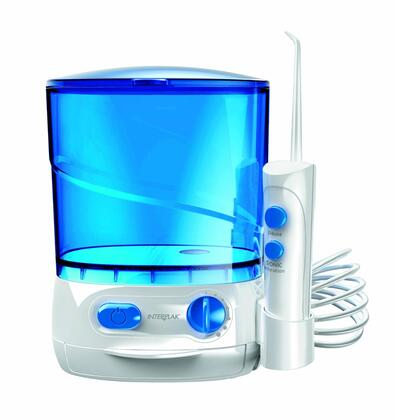 SWJ1 Interplak All-in-One Sonic Water System with Water Pulsation and Effective Sonic Brushing
