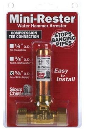 660-GT 5/8 inch  Mini-rester Water Hammer