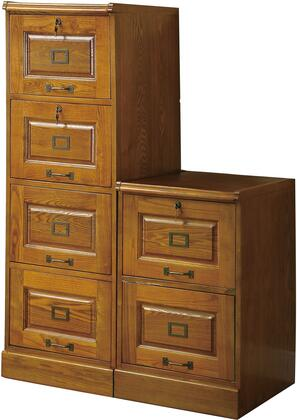 5317N Palmetto Oak File Cabinet with 2 Drawers by Coaster