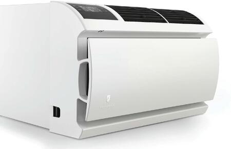 WCT08A10A Air Conditioner with 8000 Cooling BTU Capacity  Energy Star Certified  3 Cooling Fan Speed  Built-In Timer