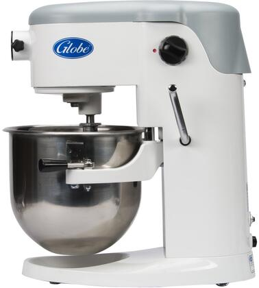 SP5 5 Quart Planetary Countertop Power Mixer with 800 Watt Heavy-Duty Motor  Gear-Driven High-Torque Transmission  and 10