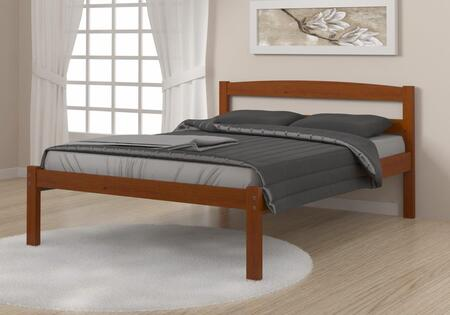 575FE Full Econo Bed With Full Slats-Mattress Ready:
