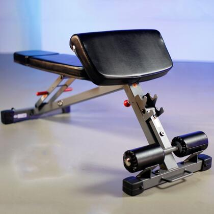 XM-7631 XMark Ab  Hyperextension and Preacher Curl Weight