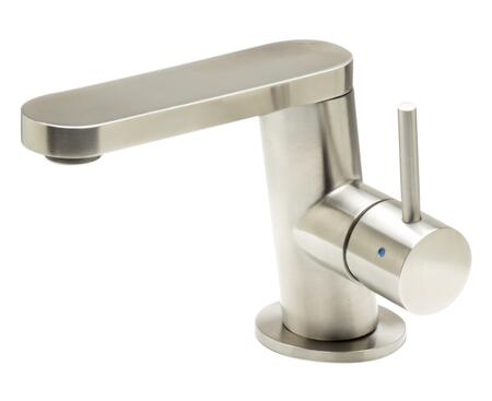 AB1010-BSS Ultra Modern Brushed Stainless Steel Bathroom