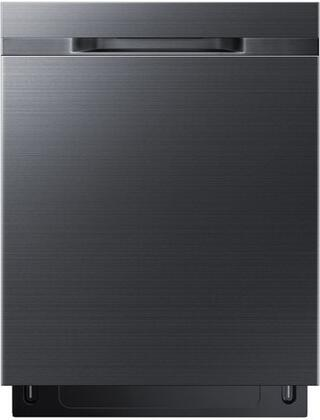 "Samsung StormWash 24"" Top Control Built-In Dishwasher Black DW80K5050UB"
