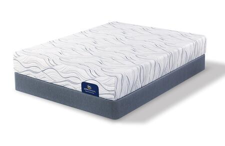 Meredith Way 500080688-TMF Set with Luxury Firm Twin Mattress +