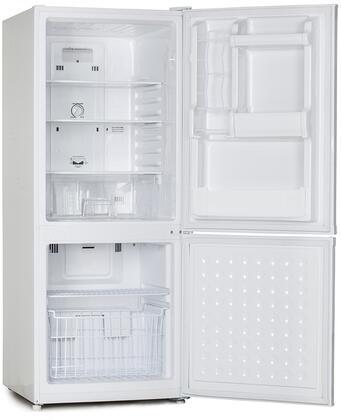 Avanti FFBM92H0W 24 Inch Freestanding Refrigerator with 9.2 cu. ft. Total Capacity, 2.4 cu. ft. Freezer Capacity