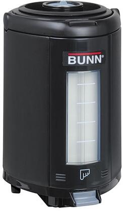 458820003 84.5 oz. 2.5L Thermal Server No Base With Glass Airpot Liner  in