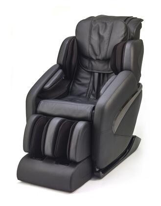 Jin IMR0046-08NA L-Track Massage Chair with Zero Gravity  Power Reclining  Mechanical Calf Massager  Adjustable Shoulder Massage  9 Pre-Set Massage Programs