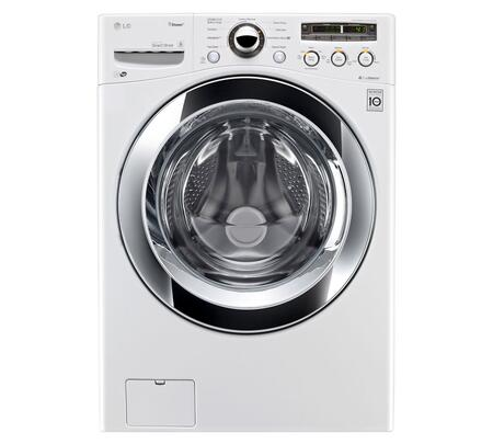 WM3250HWA 4.0 cu. ft. Ultra Large Capacity Steamwasher  with Steam Technology  Phone Linked Smart Diagnosis  6Motion Technology  and Energy Star  in
