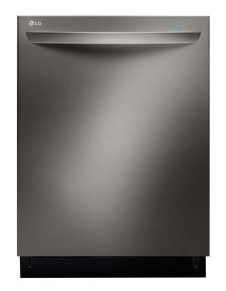 """LDT9965BD 24"""""""" Fully Integrated Dishwasher with TrueSteam Generator  15 Place Settings  6 Cycles  Hidden SmoothTouch Controls and Finger-Resistant Finish  in"""" 447628"""