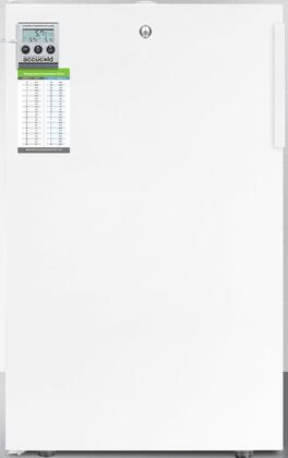 FF511L7MEDLHD 20 inch  Commercially Approved  Medical Compact Refrigerator with 4.1 cu. ft. Capacity  Temperature Alarm  Adjustable Shelves  Hospital Grade Cord and