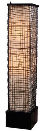 32250BRZ Trellis Outdoor Floor Lamp in Bronze