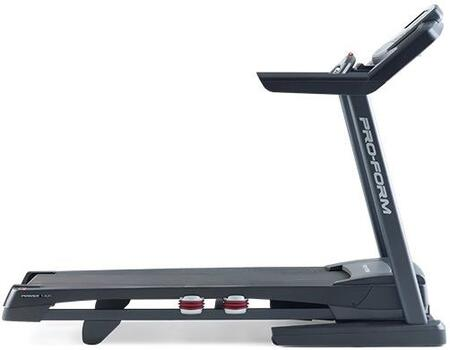 """PFTL14613 Power 1495 iFit Enabled Treadmill with 3.5 CHP Mach Z Commercial Pro Motor  10"""" Web-Enabled Full Color Display  34 Workout Apps with CoolAire Workout"""