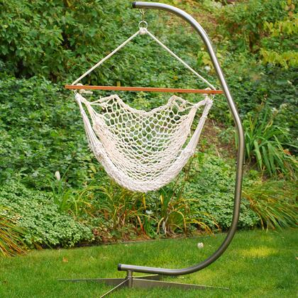 6817 36 inch  Cotton Rope Hanging Chair in
